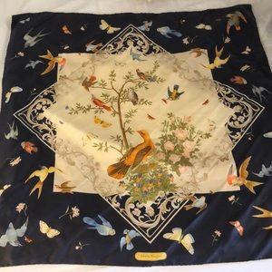 Silk Ferragamo scarf